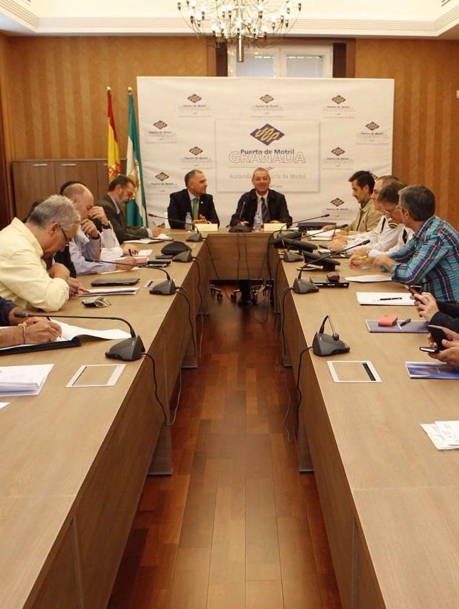 El subdelegado preside la reunión de coordinación ante una situación de contagio por ébola