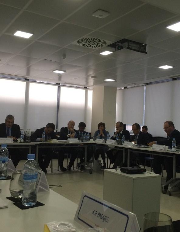 Motril recibe 250.000 euros del fondo de compensación interportuario para la rehabilitación de la cubierta de la estación marítima