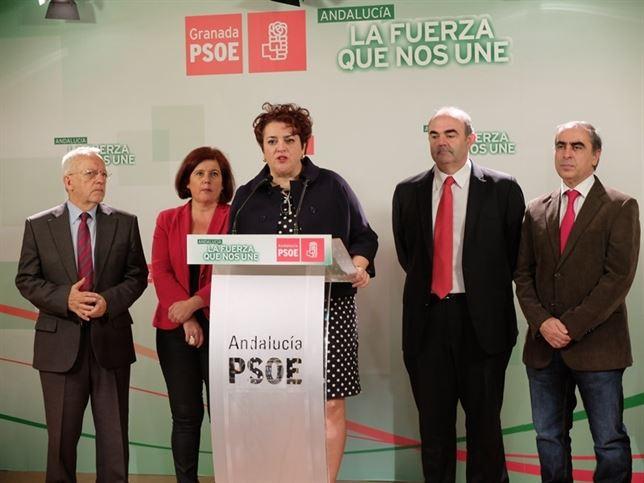 """El PSOE presenta enmiendas por valor de 410,6 millones a unos presupuestos que ve """"antisociales"""""""