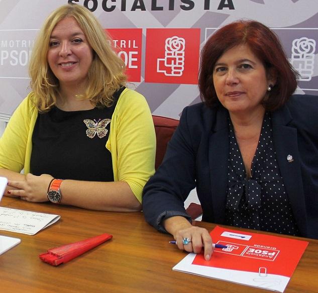 El PSOE espera que la visita de la ministra sirva para impulsar la A-7 y se cumplan sus promesas para que se abra en su totalidad en 2015