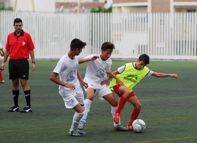Jornada agridulce para los equipos del Puerto de Motril CF que logran cuatro victorias, cuatro derrotas y un empate