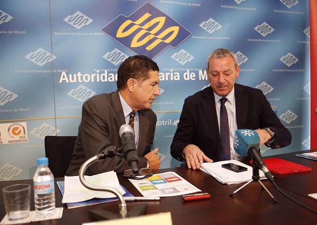 EXTENDA y el Puerto de Motril apuestan por internacionalizar las empresas de servicios logísticos