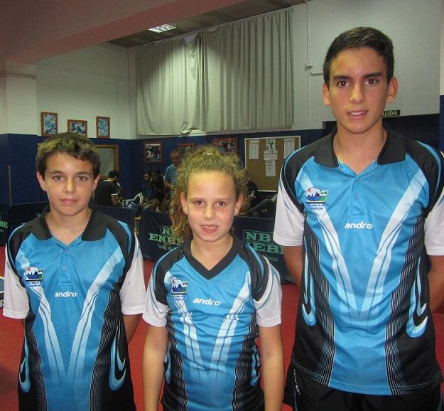 El CTM Almuñécar presentará cuatro jugadores al torneo Zonal de Huétor Vega 2014