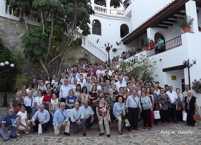 Halcón Viajes eligió Almuñécar para dar a conocer sus productos para grupos  sociales de la provincia y  Axarquía