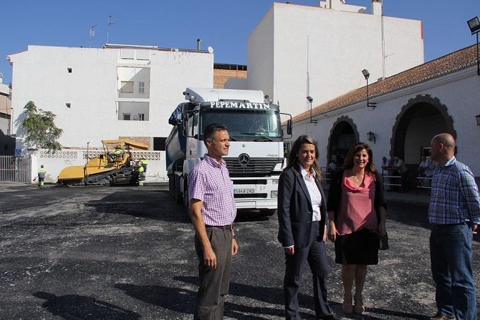 García Chamorro destaca que los presupuestos de la Junta reconocen la necesidad de iniciar las obras de la estación de autobuses de Motril