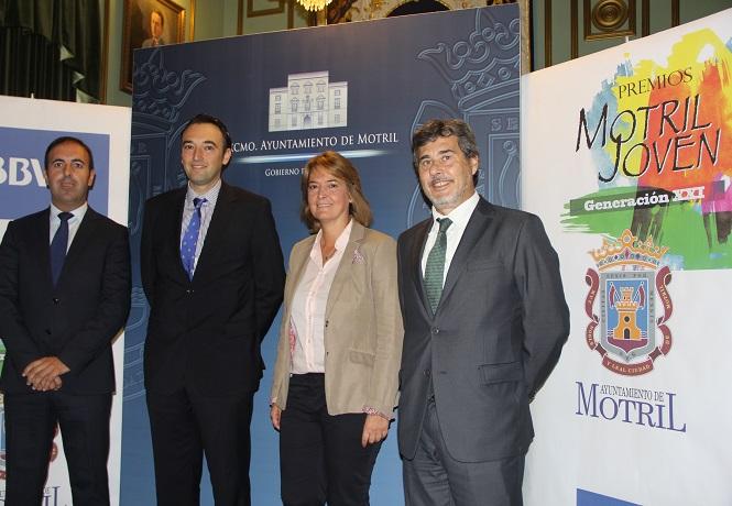 Motril incentiva el espíritu de superación en la quinta edición de sus Premios Joven