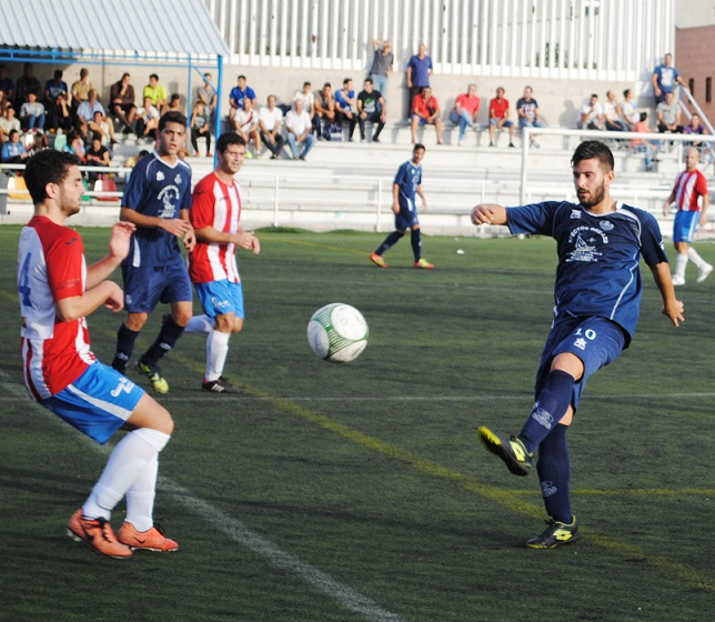 Derbis locales para los equipos de Cuarta alevín y de Segunda Cadete del Puerto de Motril CF