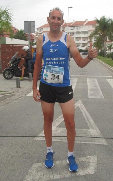 El Club Atletismo Almuñécar en la Media Maratón de Rincón de la Victoria
