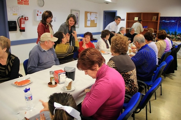 Los centros de participación activa de personas mayores de Motril celebran sus asambleas ordinarias