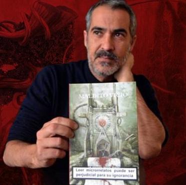 """Carlos de la Fé presenta este jueves en el Ateneo de Motril su libro """"Maldito vicio"""""""