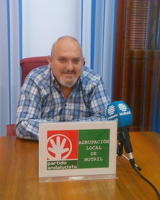 El Partido Andalucista de Motril reclama el urgente arreglo y asfaltado de la Calle Gloria