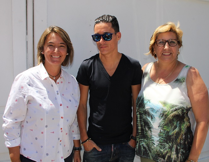 Motril felicita a Callejón por haber sido convocado por la Selección Española