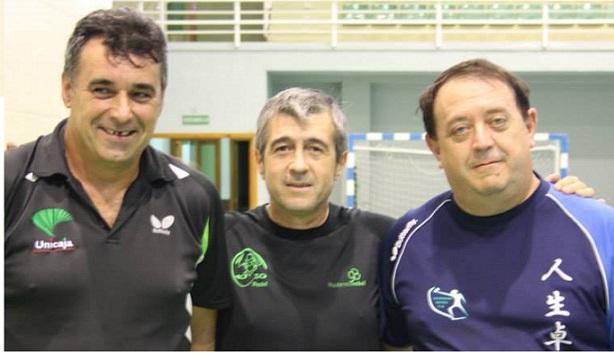 CTM Mucho Motril vence al CTM Huercal de Almería en Tenis de Mesa