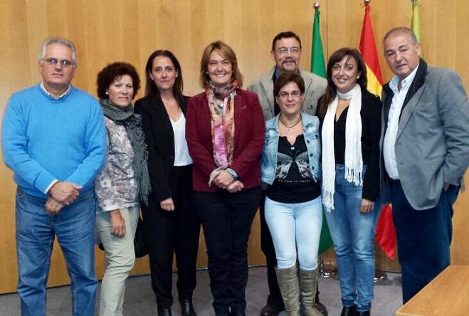 La Diputación provincial promueve el asociacionismo motrileño subvencionando a 8 entidades