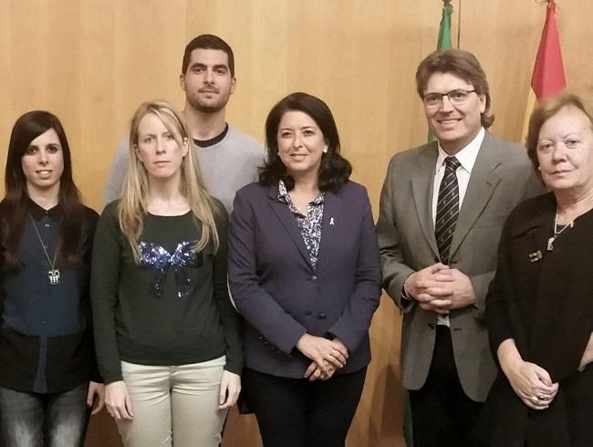 La Diputación de Granada apoya programas de  tres colectivos sociales del municipio sexitano
