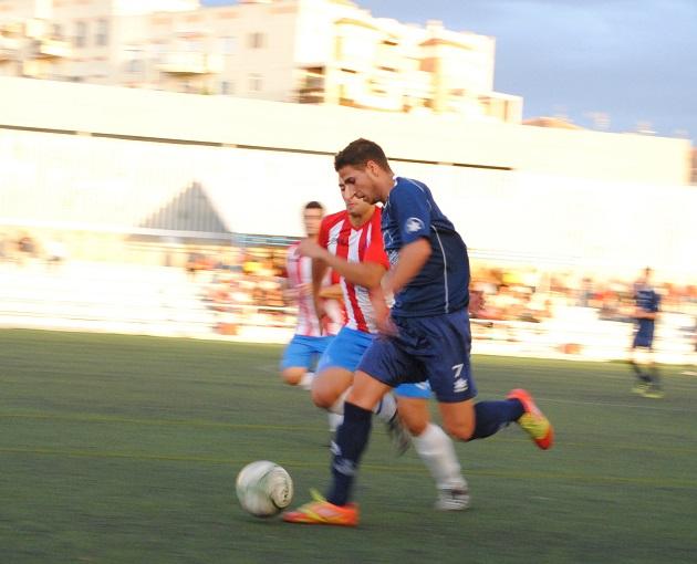 El Puerto de Motril Club de Fútbol de Cuarta alevín sigue contando sus victorias por goleadas