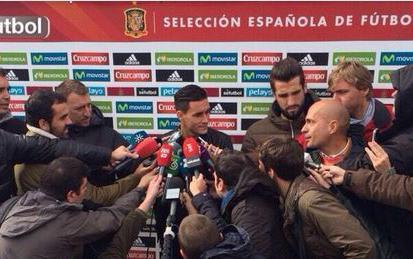 Callejón: «Es un paso importante en mi carrera»