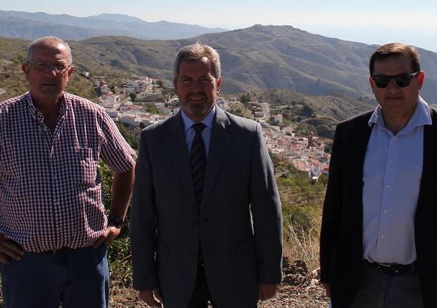 Una inversión de 30.000 euros soluciona los problemas de presión y caudal de agua en Sorvilán