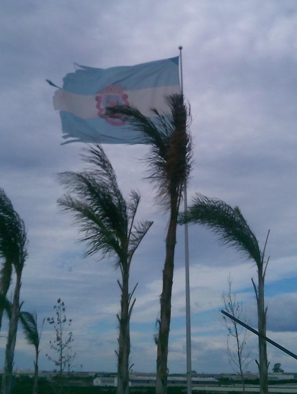 El Partido Andalucista de Motril solicita la reposición de la Bandera de Motril sita en el Camino de las Ventillas