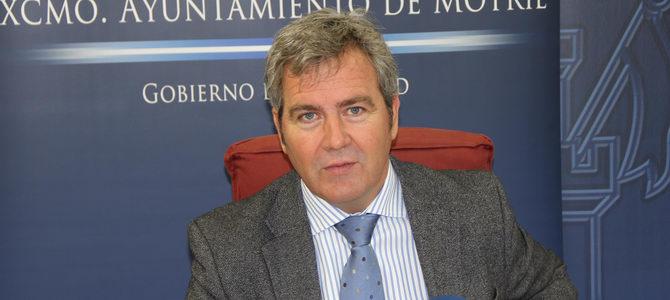 García Fuentes responde a IU que la rebaja de impuestos se debe a que se ha conseguido la estabilidad económica en el Ayuntamiento