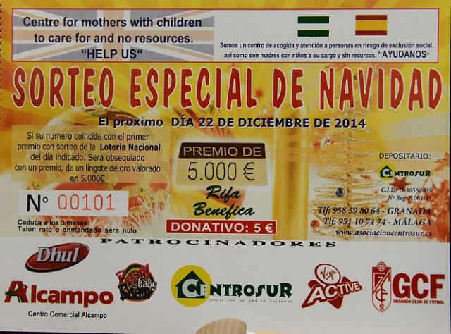 La Policía de la Junta interviene 4.000 boletos de lotería ilegales en Granada