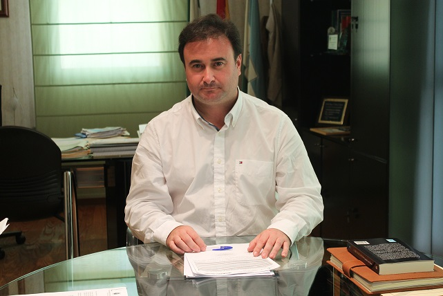 """Fernández Pulido: """"Para solucionar las inundaciones es necesario la implicación de las administraciones"""""""