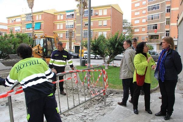 La obras de remodelación de la Fabriquilla estarán listas para el primer trimestre de 2015