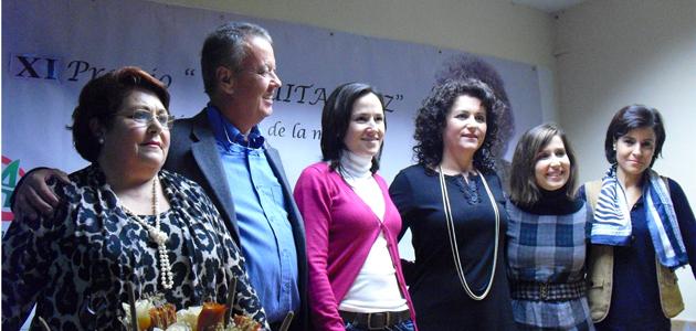 Los premios Paquita Ruiz se entregan el 20 de noviembre en su XIV edición