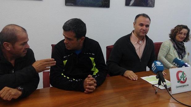 """CA: """"El ayuntamiento de Motril uno de los peores valorados en transparencia"""""""