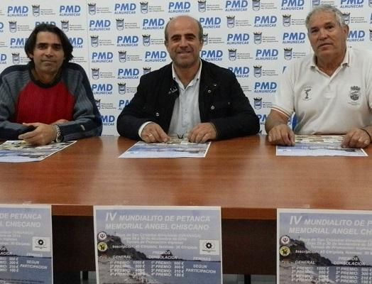 Almuñécar celebrará  el Mundialito de Petanca tras cinco años ausente