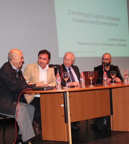 Salobreña sede examinadora de la Universidad de Cambridge en certificados en inglés