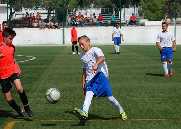 El Puerto de Motril Club de Fútbol pone este fin de semana a jugar a sus nueve equipos