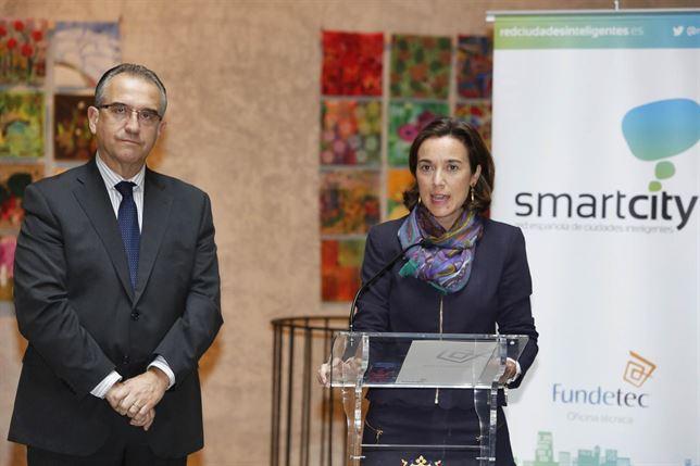 La Red de Ciudades Inteligentes comparte en Pamplona sus logros hacia la gestión eficiente, sostenible y transparente