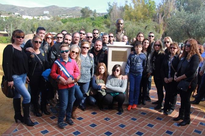 Almuñécar rinde un emotivo homenaje póstumo al que fuera trabajador municipal Pepe Matías