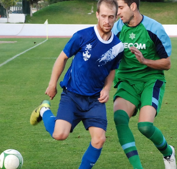 Almuñécar 77 golea a CD Oriente 4-1