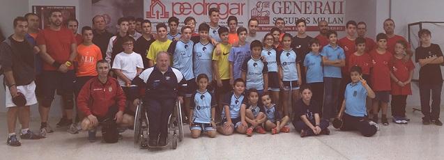 CR Motril gana a Orocash Otura en superdivisión de Tenis de Mesa
