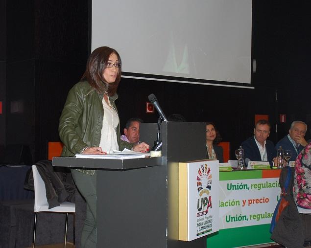 """La Junta resalta el """"trabajo constante"""" de UPA en defensa de los pequeños agricultores y ganaderos de la provincia granadina"""