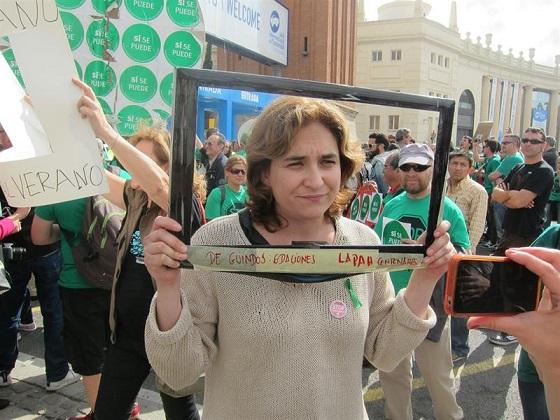 """""""Ganemos"""" irrumpe en la escena político social de Motril"""
