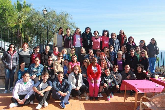 Casi medio centenar de profesionales participaron en el I Encuentro Municipal de Auxiliares de Atención Socio-sanitaria en el Domicilio