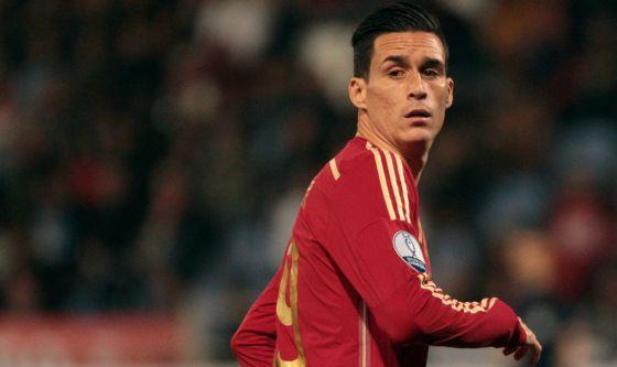 Callejón se perfila como titular contra Alemania