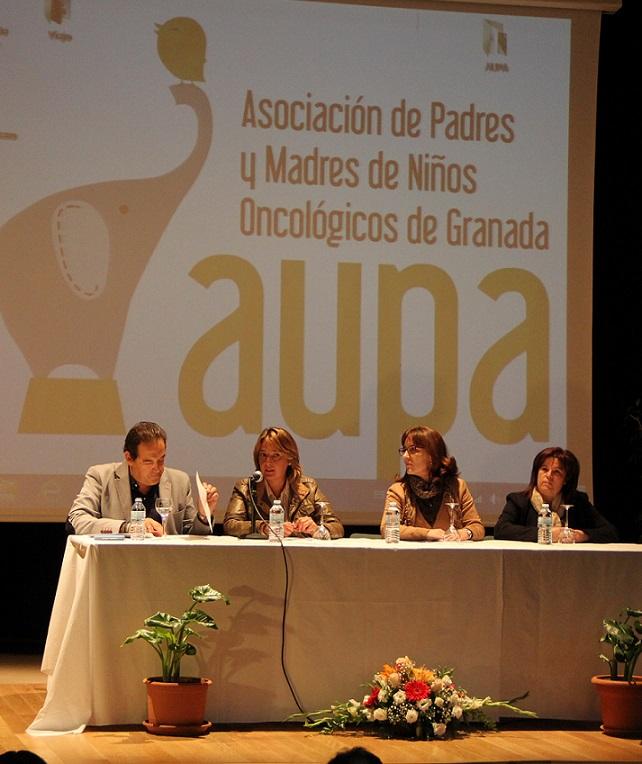 Aúpa llega a la Costa Tropical para ofrecer apoyo a los familiares de los niños con cáncer