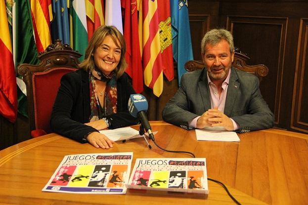 Más de 5.000 alumnos motrileños participarán en los Juegos Escolares