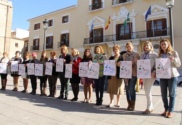 Motril homenajeará a las víctimas de la violencia de género bajo el lema 'Amor no es Control'