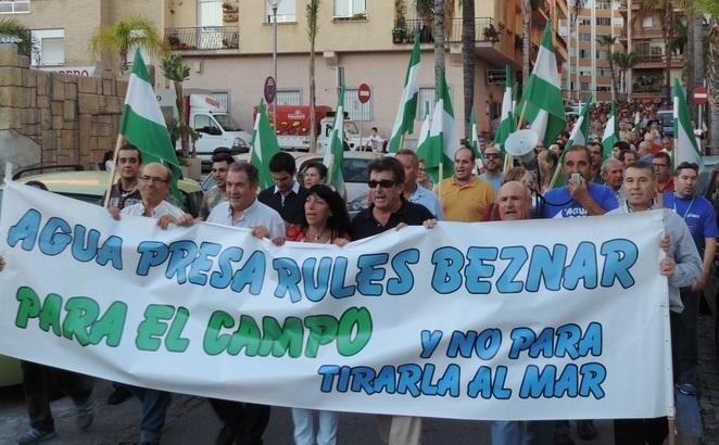 """PA: """"El paseo de La Herradura y las canalizaciones de Rules carecen de credibilidad"""""""