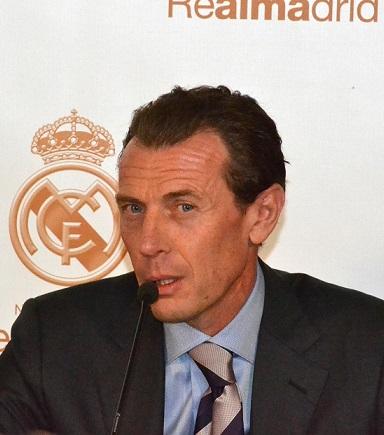 Emilio Butragueño asistirá a la inauguración de la escuela sociodeportiva de la Fundación Real Madrid en Motril