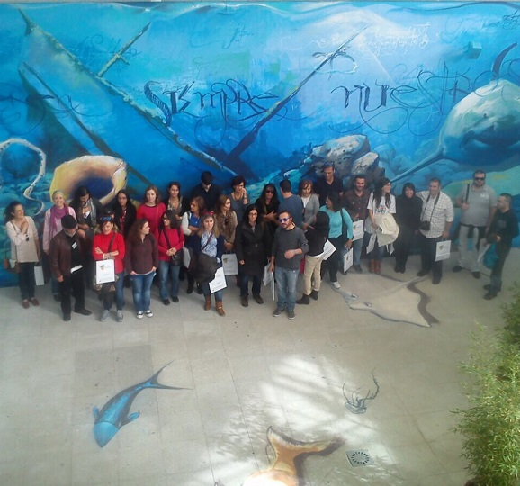 Agentes de viajes de Portugal se interesan por  la oferta turística  de  Almuñécar