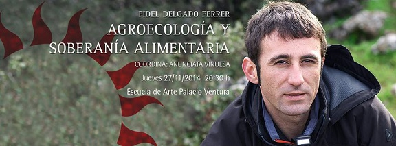 El Ateneo Motril trae a Fidel Delgado Ferrer que hablará de Agroecología
