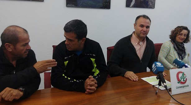 """Convergencia Andaluza pide que funciene """"la costosa web para el pago de impuestos"""""""