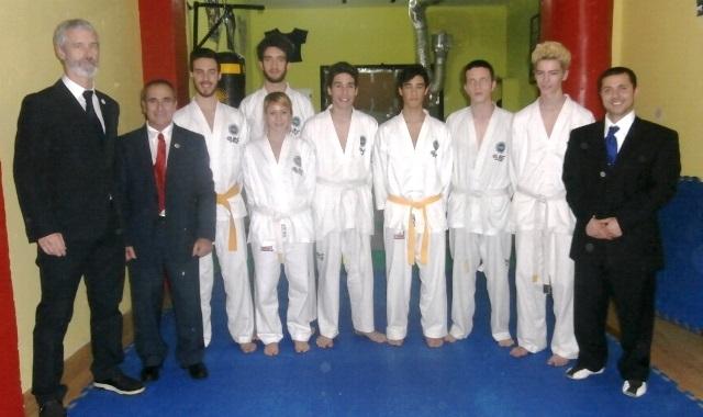 Exámenes anuales deTaekwondo