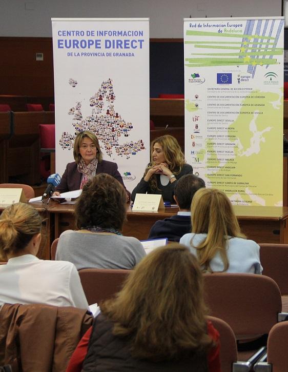 La Diputación ofrece en Motril unas jornada informativa sobre financiación local a través de fondos europeos